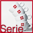 Tazzine Illy Collection serie