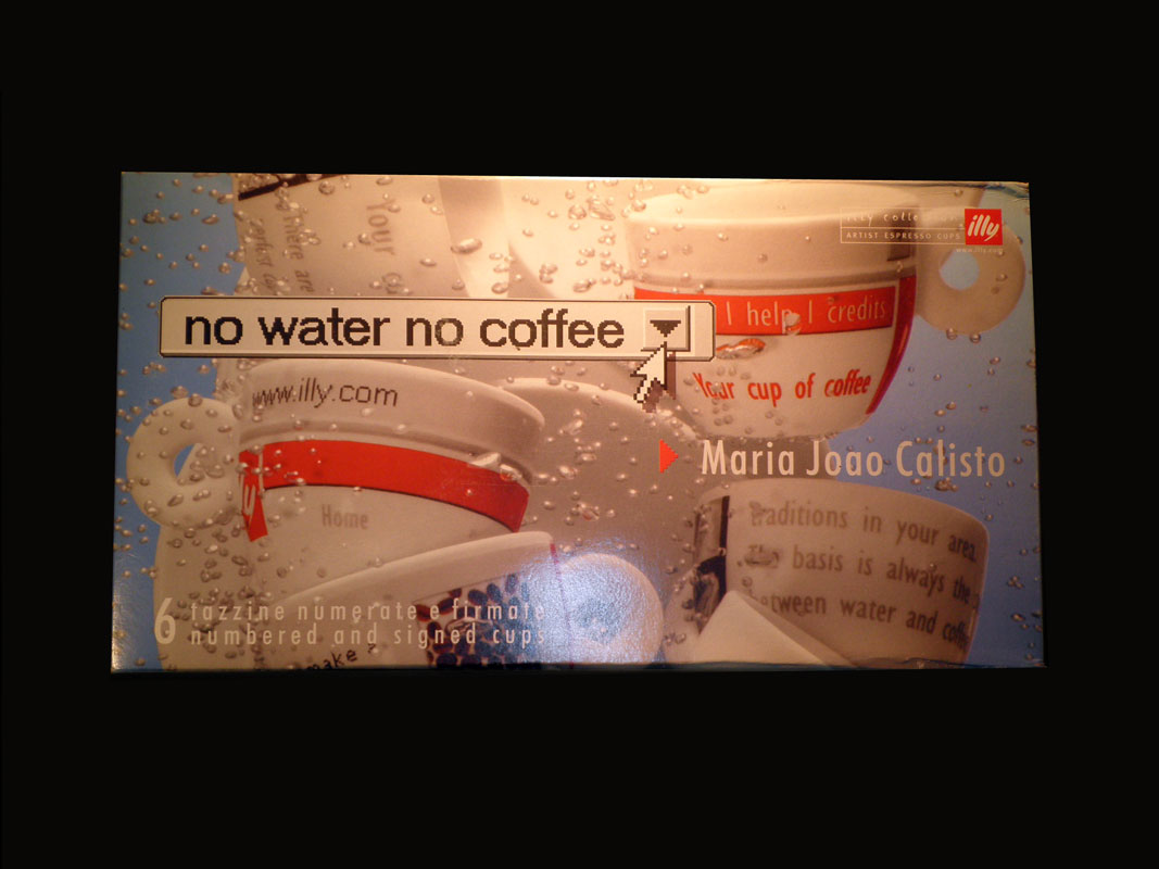 Serie No Water No Coffee by M.J. Calisto